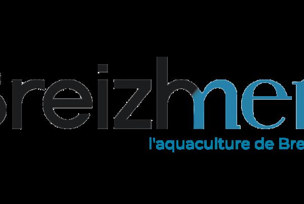 logo Breizhmer, Filière de la pêche et de l'aquaculture de Bretagne