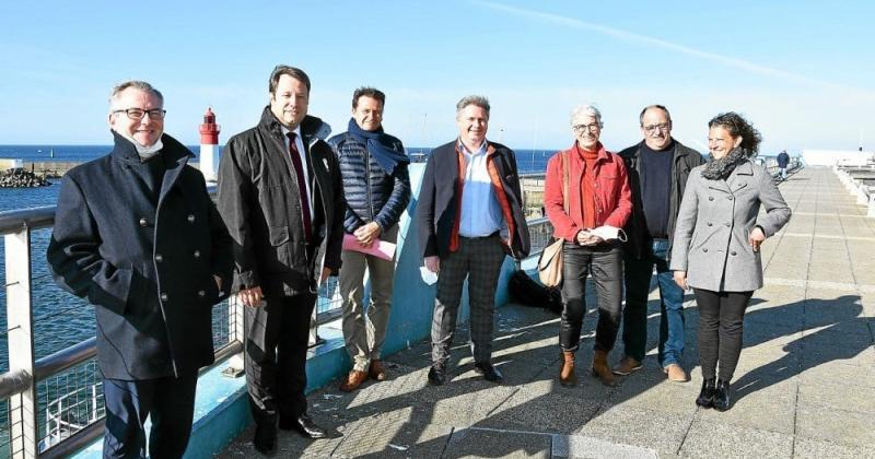 Le président de région affiche son soutien à la filière pêche