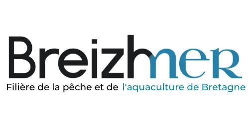 logo Breizhmer : filière de la pêche et de l'aquaculture de Bretagne